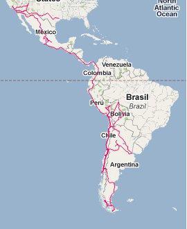Land Journey (October 2009 - Jan 2011